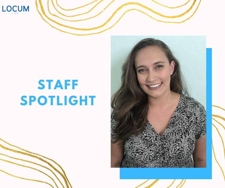 Lauren, Recruitment Consultant in the General Medicine division at Locum Life